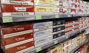 Les previsions d'ingressos a l'Estat per la venda de tabac, al punt de mira d'SDP.