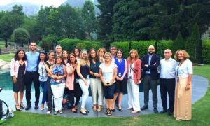 Representants de set empreses d'incentius espanyoles han visitat Andorra.