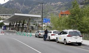 Els representants de la secció del taxi de l'USdA es reuniran demà amb el ministre Jordi Gallardo.