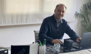 El director general d'Andorra Telecom, Jordi Nadal.