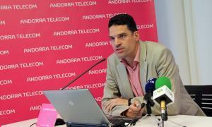 Andorra Telecom obre una línia per oferir productes de ciberseguretat