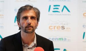 Joan Micó és el director del Centre de Recerca Sociològica de l'IEA.