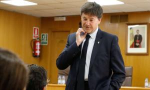 """Pintos veu """"desorbitat"""" que l'estand del Comú a la fira costi 77.000 €"""