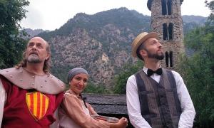 'La santa, el rus i el comte', ruta teatralizada per Santa Coloma (5, 12 i 19 d'agost).