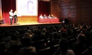 El debat electoral del 2015 organitzat per l'Associació de Professionals de la Comunicació d'Andorra.