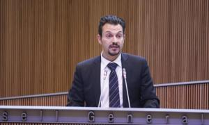 El PS demana per la gestió del pla de pensions de la funció pública