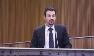 El conseller general del PS Gerard Alís.