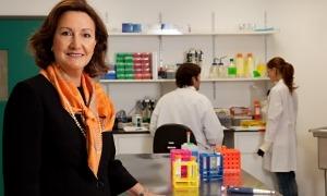 Magda Marquet, biotecnòloga i fundadora i presidenta d'Alma Life Sciences.