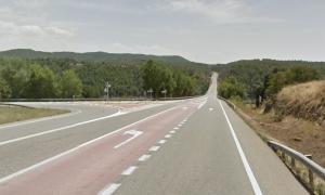 Mor un motorista andorrà en sortir de la via a la C-14, a Basdella