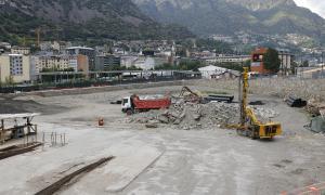 Els promotors del complex de Borda Nova no descarten el parc aquàtic