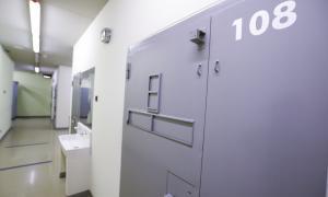 Les instal·lacions del centre penitenciari de la Comella.