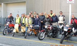 Segona sortida de motos clàssiques de l'AAVA, per les rutes del Cadí-Moixeró