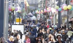 L'ocupació hotelera es va situar en un 70,8% en Setmana Santa
