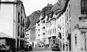 Andorra, passadors, II Guerra Mundial, Keith Janes, Benet, Calvet, Bourgogne