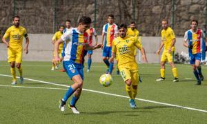 El Futbol Club Andorra continuarà el seu calendari a segona B si la Covid-19 ho permet.