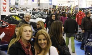 La fira supera expectatives i arriba al voltant dels 70.000 visitants