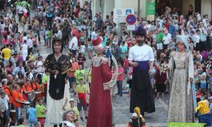 La festa major acollirà la 25a Trobada Gegantera amb 22 colles