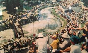 25 anys de la competició olímpica d'eslàlom en aigües braves a la Seu