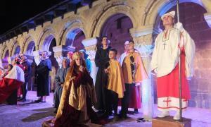Comencen les representacions de l'esperat 'Retaule de sant Ermengol'