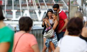 El conflicte català ha fet reduir les vendes un 9% des de l'1 d'octubre