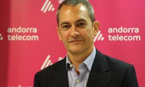 Josep Maria Barris, responsable d'operacions i infraestructura d'Andorra Telecom.