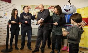 El Saló de la Infància a Encamp descentralitza el turisme nadalenc