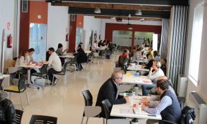 Les entrevistes es van fer al Centre Empresarial i Tecnològic de l'Alt Pirineu.