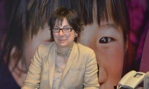 Marta Alberch ha estat al capdavant de la direcció d'Unicef Andorra durant 11 anys.