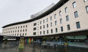 A l'hospital hi ha 18 ingressats, però divendres hi va morir una dona de 80 anys que estava a l'UCI.