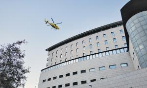 Salut ha previst espais de l'hospital per ingressar els casos sospitosos.