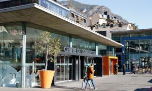 El Comú facilitarà a les operadores del casino 100 places de pàrquing