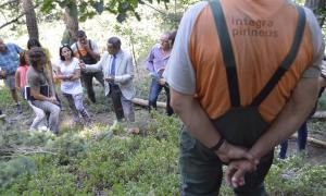 El Comú posa punt final al projecte Integra Pirineus per manca d'usuaris