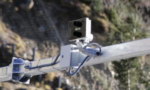 El radar de tram de la CG2 va des del túnel de les Dos Valires a Ràdio Andorra.