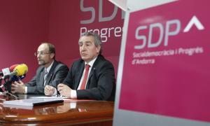 SDP proposa limitar els pagaments en efectiu a un màxim de 15.000 euros