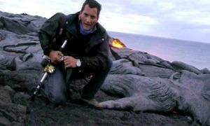 Toni Mas Buchaca, en la imatge de perfil d'una xarxa social