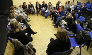 Acció Feminista vol un pronunciament concret del Comitè de Bioètica.