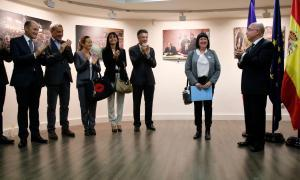 L'ambaixada espanyola reconeix la tasca d'Àngels Mach a la SAC