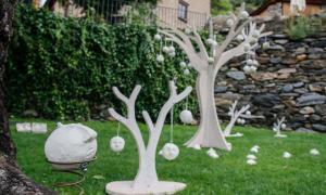 Emma Regada  Juan Manuel González s'enduen la segona edició dels Jardins d'Art