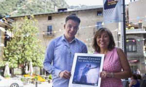 Manuel Carrasco actuarà el dia 6 de setembre al pavelló poliesportiu