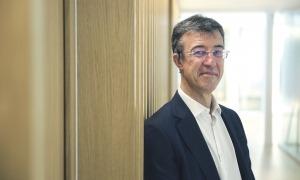El director d'inversions de Vall Banc, Ignacio Perea.