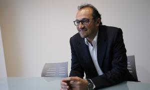 """Josep Pol Pedrós: """"Veiem que hi ha una davallada del món del voluntariat a tot arreu"""""""