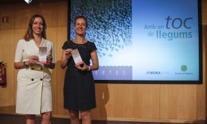 Sis xefs d'Andorra participen en un llibret de receptes sobre els llegums
