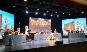 Una imatge de l'acte de l'obertura de l'any judicial, celebrat el passat divendres.