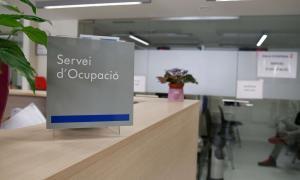 El desembre es tanca amb 300 aturats al Servei d'Ocupació