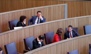 La sessió de control a l'executiu tindrà lloc el 15 de març.