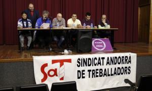 El PS i SDP es mostren favorables a la demanda d'increment salarial