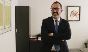 El ministre d'Afers Socials, Víctor Filloy.