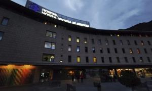 Els pacients ingressats a l'hospital s'han reduït de dos des d'ahir.