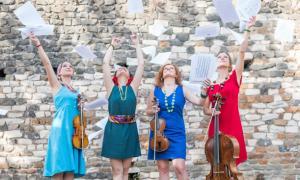 Giardino di Delizie és una agrupació de música barroca que va néixer el 2014 a Roma.