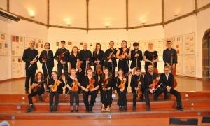 Imatge de l'actual formació de l'orquestra de cambra.
